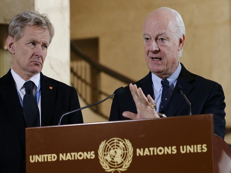 الخميس.. الأمم المتحدة تعلن عن موعد بدء جولة جديدة من المحادثات السورية