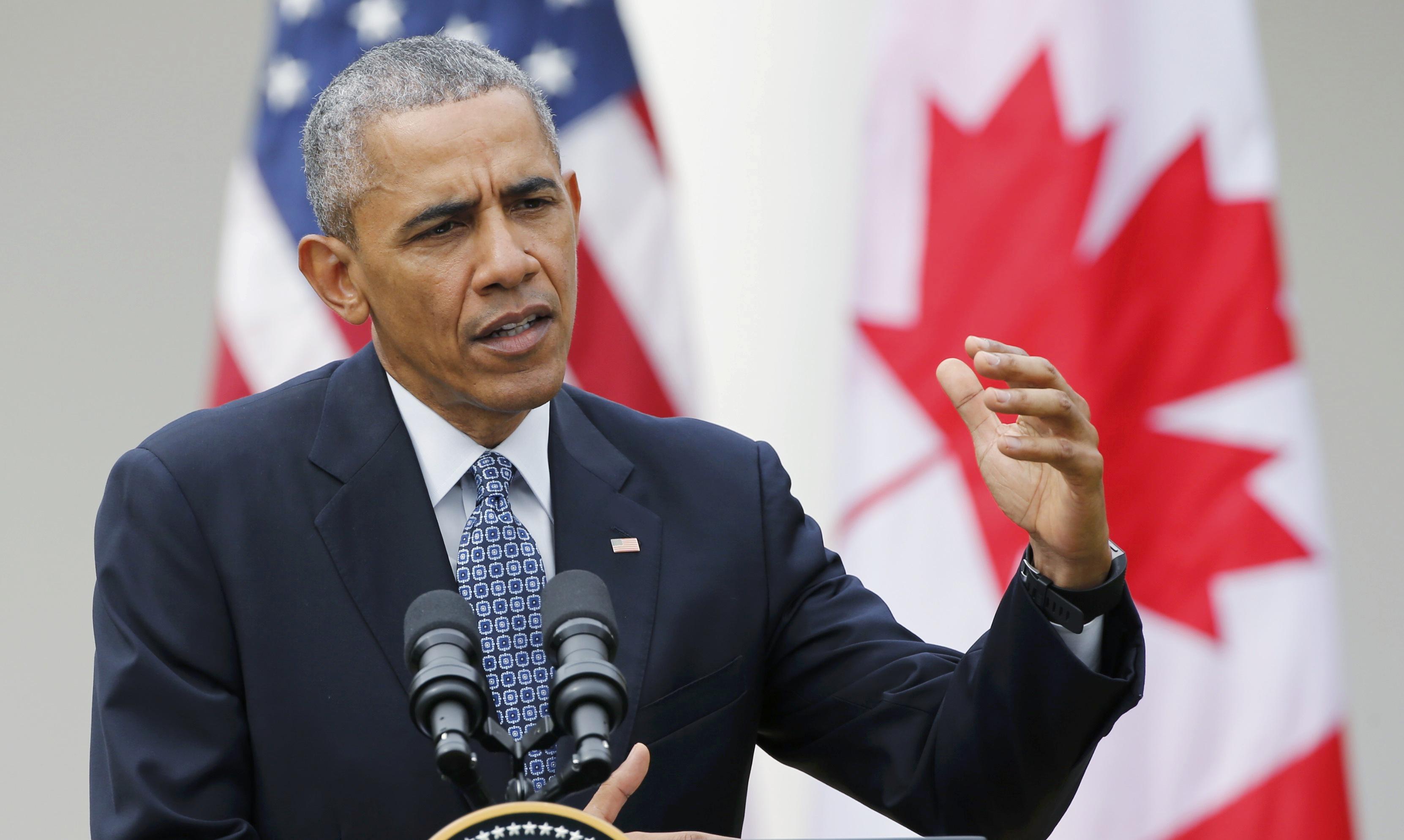 أوباما يجتمع بزعماء «التعاون الخليجي» في السعودية
