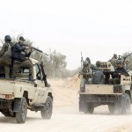 إصابة عسكري في مواجهات مع إرهابيين غرب تونس
