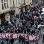 تراجع عدد المهاجرين الوافدين إلى ألمانيا في أوائل 2017