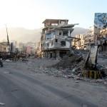 فيديو  الحوثيون يدفعون بتعزيزات عسكرية في تعز