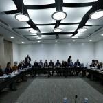 دي ميستورا يلتقي وفدي الحكومة والمعارضة السورية في ثالث أيام المباحثات