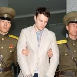 كوريا الشمالية تنشر فيديو لأمريكي سرق إعلانا دعائيا سياسيا