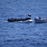 غرق تسعة مهاجرين وإنقاذ 600 قبالة سواحل ليبيا