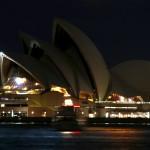 سيدني أولى مدن العالم التي تحتفل بـ«ساعة الأرض»