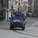 5 قتلى و36 مصابًا.. حصيلة تفجير أسطنبول الانتحاري