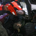 العثور على جثتي مهاجرين على قارب في ليسبوس اليونانية
