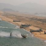 كوريا الشمالية تطلق صاروخا في البحر من ساحلها الشرقي