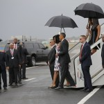 أوباما يصل كوبا في زيارة تاريخية بعد 88 عامًا من العداء