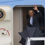 أوباما يتوجه إلى أوروبا وسط تداعيات الاستفتاء البريطاني