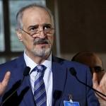 الجعفري ينفي أي ضغوط روسية على سوريا في مفاوضات جنيف