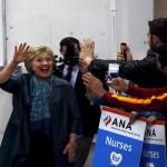 كلينتون وترامب يفوزان في الانتخابات التمهيدية بولاية أريزونا