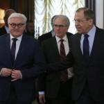 لافروف يدعو الاتحاد الأوروبي إلى الوقوف مع روسيا لمكافحة الإرهاب