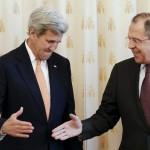 كيري لـ«لافروف»: تراجع العنف في سوريا بعد وقف إطلاق النار