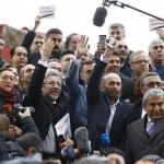 صور  محاكمة الصحفيين التركيين في جلسات مغلقة «لاعتبارات الأمن القومي»