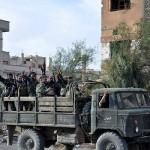 روسيا: الجيش السوري يخطط لهجمات على دير الزور والرقة