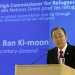 «بان كي مون» يدعو إلى حكومة وحدة وطنية في جنوب السودان
