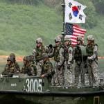 كوريا الشمالية تتوعد جارتها الجنوبية والولايات المتحدة بـ«نهاية بائسة»