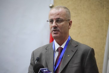 الحمد الله: «حماس» تدير قطاع غزة بـ«بحكومة الأمر الواقع»
