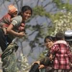 25 ألف مسلم من الروهينجا يغادرون مخيمات في ميانمار