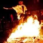 مقتل 3 وإصابة 2500 في احتفالات النيروز بطهران