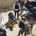 الأمم المتحدة «قلقة» إزاء استخدام «داعش» للقنابل العنقودية ضد المدنيين