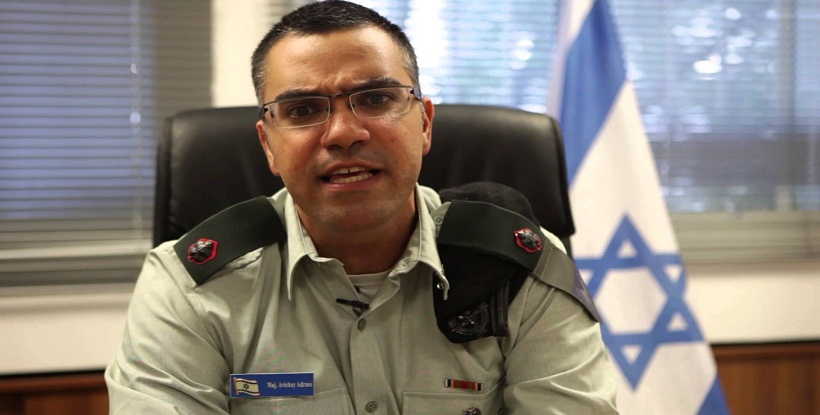 أفيخاي أدرعي: إسرائيل لا تنوي التصعيد في غزة