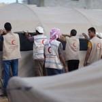 مساعدات إماراتية تصل إلى 70 ألف يمني في الساحل الغربي