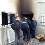 إحراق منزل الشاهد الوحيد على جريمة حرق عائلة دوابشة بالضفة الغربية