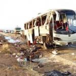 مصرع 19 معتمرًا مصريًا في طريق «مكة-المدينة»