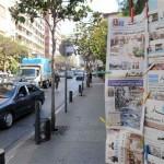 الصحافة اللبنانية تواجه أزمة وجود تهدد بإغلاقها