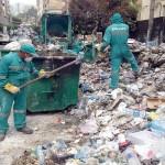 إزالة نفايات لبنان بخطة «غير مقبولة» في أزمة مستمرة
