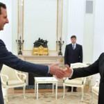 بوتين يؤكد للأسد ثبات الموقف الروسي في سوريا