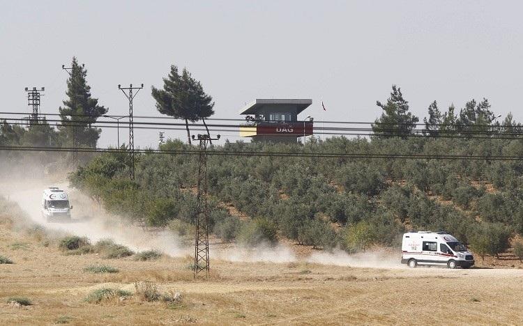 تركيا ترد بإطلاق النار بعد مقتل شخص بقذيفة من الجانب السوري