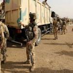 مقتل 6 جنود عراقيين في هجوم انتحاري غرب بغداد
