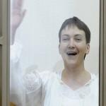 محكمة روسية تدين قائدة طائرة أوكرانية متهمة بقتل صحفيين روس