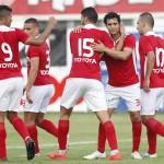 النجم الساحلي يستعيد صدارة الدوري التونسي بفوزه على الإفريقي