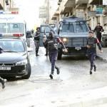 فيديو| قوات أردنية تطوق شارع «حكما» بمحافظة إربد وتداهم بعض المنازل