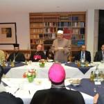 بابا الفاتيكان يلتقي شيخ الأزهر في إيطاليا