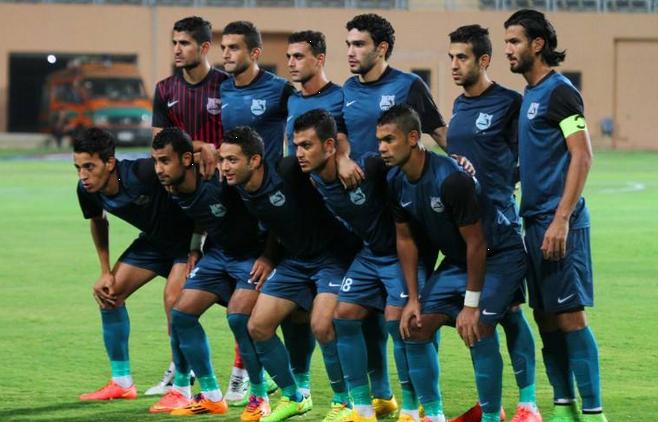 إنبي يواصل صحوته ومرسي يسجل بعد غياب طويل في الدوري المصري