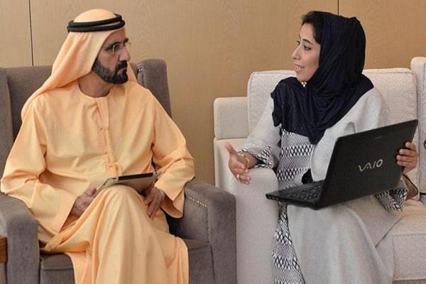 في اليوم العالمي للمرأة.. محمد بن راشد يعين منى بوسمرة رئيسا لتحرير «البيان»