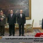 فيديو| تعديل وزاري فى مصر يشمل 10 حقائب