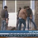 فيديو| استنفار أمني للقوات التركية للبحث عن 3 أفراد من «داعش»