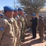الأمم المتحدة تغلق مكتب الاتصال العسكري في الصحراء الغربية