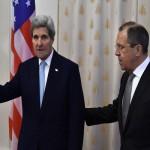 كيري يزور روسيا لمناقشة الأزمة السورية عقب تفجيرات بروكسل