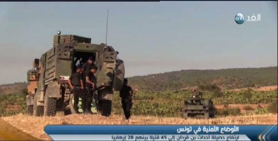 فيديو تونس تغلق المداخل والمعابر الحدودية مع ليبيا
