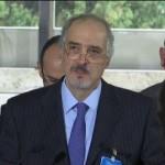 فيديو| رئيس الوفد السوري: ليس من حق أحد احتكار صفة المعارضة