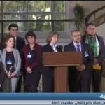 فيديو|استمرار الخلاف بين الأطراف السورية في جنيف
