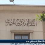 فيديو| «المركزي المصري» يواصل إجراءاته لدعم استقرار سوق الصرف
