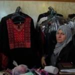 فيديو| التطريز الفلسطيني في «بازار القبائل العربية للتراث»